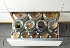 ikea kitchen drawer organizers - Google Search