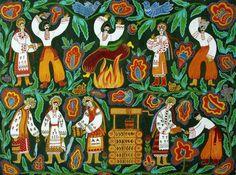 Волшебная ночь на Ивана Купала... | Записи AЯT (Искусство) | УОЛ