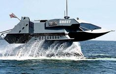 Juliet Marine's 'Ghost' Boat Brings a New Era of Stealth