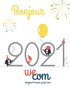 Bonjour #2021 : #protegezvous contre la #covid19 et donnons-nous, ensemble, les moyens de réaliser vos objectifs. #sign #communication #visuelle #communicationvisuelle #vitrine #enseigne #branding #signaletique #wecomparis #madeinfrance #communication #pantone #pantone2021 Made In France, Pantone, Branding, Symbols, Letters, Glass Display Case, Visual Communication, Lenses, Bonjour