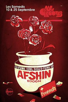 AFSHIN Poster