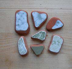 Sea pottery  terracotta di mare tinta unita di lepropostedimari, €7.00