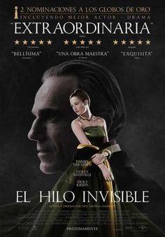 Cartel de 'El hilo invisible'.