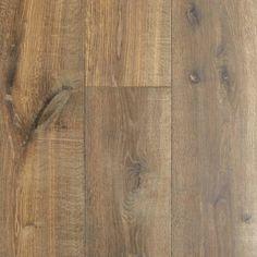 Signature Oak Engineered European Timber - Colour Smoked Linen