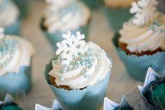 Frozen themed birthday party via Kara's Party Ideas