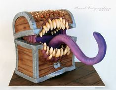 9 Epic Dungeons and Dragons Cakes – Tip Junkie Dragon Birthday Parties, Dragon Party, Dragon Wedding, Cake Dip, Graduation Party Centerpieces, Chocolate Candy Melts, Dungeons And Dragons Memes, Dragon Cakes, Fancy Cakes
