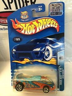 (TAS004559) - Hot Wheels Track Aces 4/10 Speed Shark - Collector #155
