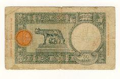 Libya - Africa Orientale Italiana 50 Lire SCARCE