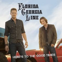 """GAC's Top Country Albums of 2012 : HERE'S TO THE GOOD TIMES - Florida George Line.  Breaking country duo Florida Georgia Line turned some heads on Nashville's Music Row this year. The duo of Brian Kelley (from Ormond Beach, Fla.) and Tyler Hubbard (from Monroe, Ga.), started making their presence known when their debut single, """"Cruise,"""" sold well over 100k digital downloads before they landed a record deal."""