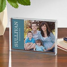 Gift Idea For Women`s  Photo Message Glass Block   A Personal Creations Exclusive! Celebrate that special someone with a one-of-a-kind keepsake featuring a favorite photo and inspirational message from your heart.  #Christmas #Christmas2016  #Xmas  #ILoveXmas  #XmasIsComming #Xmaslet  #Recipes #ChristmasDecoration #Christmastree #Christmassong  #Gifts  #ChristmasGifts  #ChristmasCountdown
