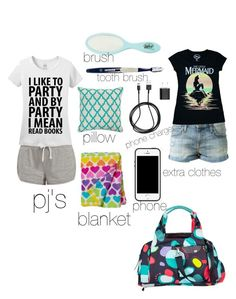 what to bring to a sleepover quot;what i bring to - sleepover Sleepover Outfit, Teen Sleepover, Fun Sleepover Ideas, Sleepover Activities, Sleepover Party, Slumber Parties, Pajama Party, Birthday Parties, Bff