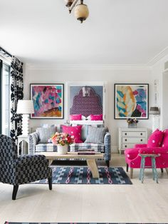 Interior Designer Martyn Lawrence Bullard shares what he treasures most in life, including the Ham Yard hotel in London - Vogue Living
