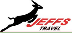 Jeffs Travel Logo