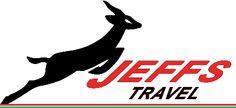Jeffs Travel Logo