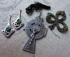 Vintage Celtic Jewelry