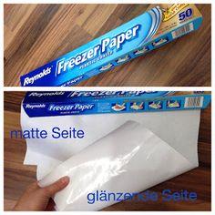 Lolletroll Freezer Paper