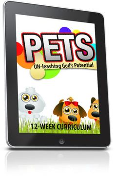 Free Children's Ministry Lesson that uses kids favorite pets to teach them lessons from the Bible. This lesson is from the Pets 12-Week Children's Ministry Curriculum series.