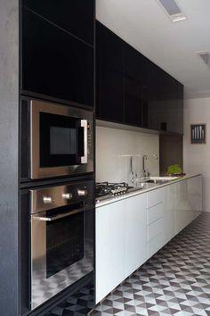 apartamento de 150 m² / escritório PKB Arquitetura.