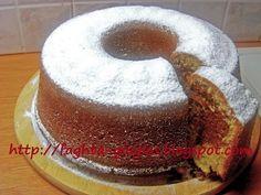 Κέικ δίχρωμο - Τα φαγητά της γιαγιάς Snack Bar, Doughnut, Oven, Pudding, Sweets, Snacks, Cooking, Desserts, Bar Recipes