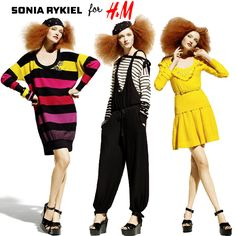 Sonia Rykiel for H tres chic x