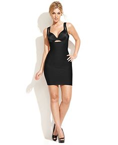 f8378a1be4140 Star Power SPANX Light Control Award Thinners Open Bust Slip Shapewear 2013  - http