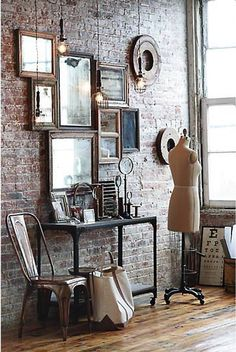 i could stand a corner of a room like this...
