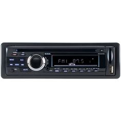 Soundstorm Single-din In-dash Dvd Receiver With Detachable Front Panel