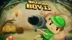 Flash Game: Bazooka Boy 2 - A Flash Game on KillSomeTime
