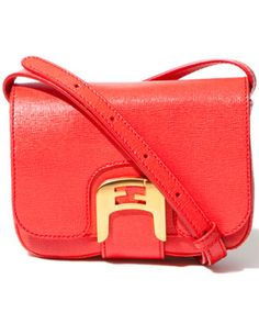Spring obsession: this Fendi bag. This is a nice color too.