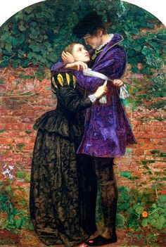 Millais - The Huguenot