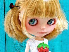 Berry | Blythe custom #39 RBL - Cassiopeia Spice | ♥Marina♥ | Flickr