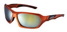 Очки S41X оранжевые