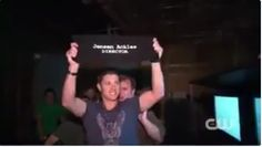 #Throwback to Jensen's 1st episode!