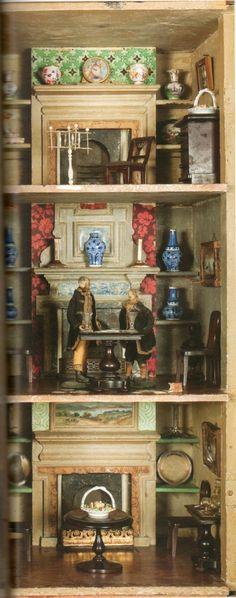 Issue 11 (Nov 2011) p2 - Dolls' Houses Past & Present