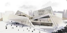 Media Complex - CAAT Studio Architecture