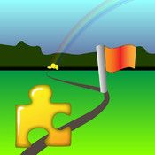 Check out this cool geocaching app, Geocaching Buddy at iTunes