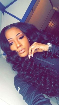 Human Hair Bundles Lace Closure Non Remy Hair Weft Brazilian Straight Hair Weave 3 Bundles With Closure. Are you looking for long black straight hairstyles? See our collection full of long black straight hairstyles and get inspired!
