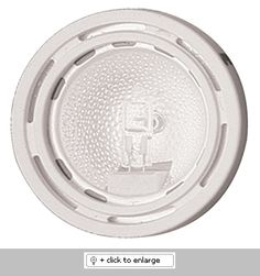 """Mini Surface Mount Downlight with Sanded Glass Lens    ETL Listed  Lamp: 12V 20W JC lamp (included)    Dimension: Height: 7/8"""", Cutout: 2 1/4"""", Trim O.D.: 2 5/8""""  Regular price: $22.99  Sale price: $12.99"""