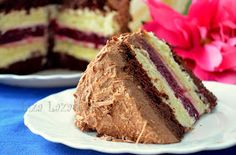 """MY FOOD или проверено Лизой: Многослойный торт """"Мишель"""""""