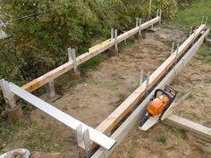 Bau eines Holzlagers   vesab.de