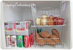 Nina's Pantry Tip #9: Search for Bargains on Organization Supplies
