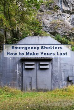 One of your top priorities when SHTF will be getting shelter. You could be in danger of dying within a few hours in severe weather conditions if you don't have shelter to protect you from the elements. Ideally, your sanctuary should be made to Homestead Survival, Camping Survival, Outdoor Survival, Survival Prepping, Survival Gear, Survival Skills, Survival Hacks, Survival Equipment, Wilderness Survival
