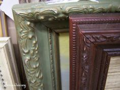 how to repair broken moldings on frames Durham's Water Putty