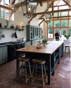 New DeVOL kitchen. Amazing!