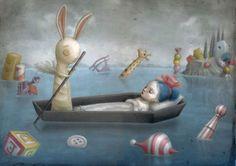 By Nicoletta Ceccoli