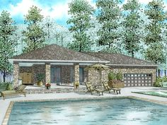 pool house plans with garage. wonderful with 025g0002 pool house plan or garage apartment for plans with l