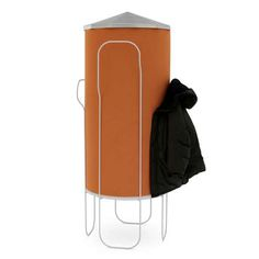 Matali Crasset Creates a Coat Stand That Doubles as a Bed #bedroom #beds trendhunter.com