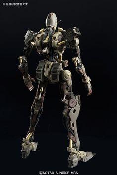 GUNDAM GUY: Hi-Resolution Model: Gundam Barbatos - New Images & Release Info