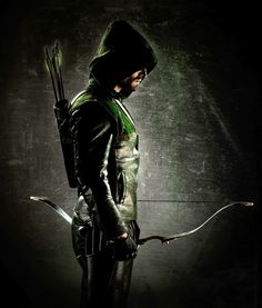 Arrow: perfectly cheesy goodness, with minimal brainpower required