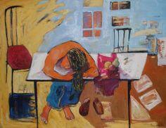 """Saatchi Art Artist Taron Martirosyan; Painting, """"IDEA"""" #art"""